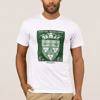 Coat of Arms, Orleans France T-Shirt