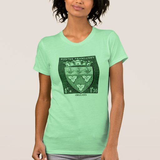 Coat of Arms, Orleans France T Shirt