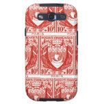 Coat of Arms Paris, France Galaxy SIII Case