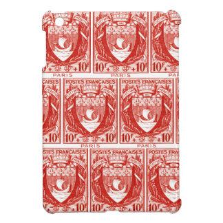 Coat of Arms Paris, France iPad Mini Covers