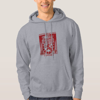 Coat of Arms, Poiters France Hoodie