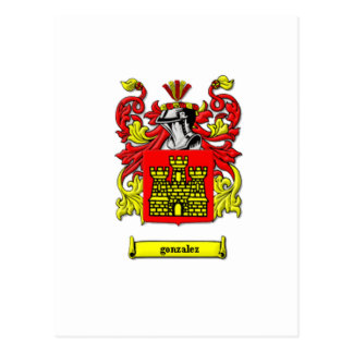 Coat of Arms Postcard