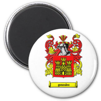 Coat of Arms Refrigerator Magnet