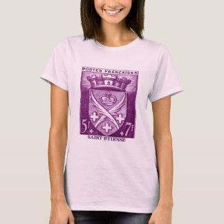Coat of Arms, Saint Etienne France T-Shirt