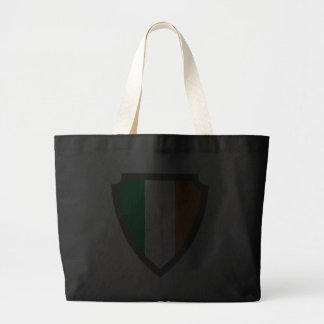Coat of arms sign hatchment Ireland Irish country  Canvas Bags