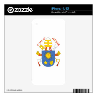 Coat Of Arms iPhone 4 Skin