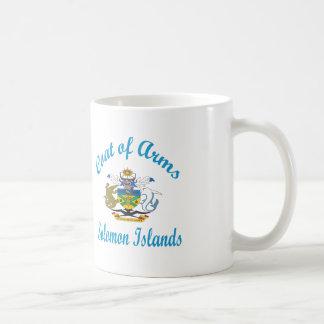 Coat Of Arms Solomon Islands Mug