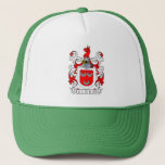 "Coat of Arms Trucker Hat<br><div class=""desc"">Coat of Arms</div>"