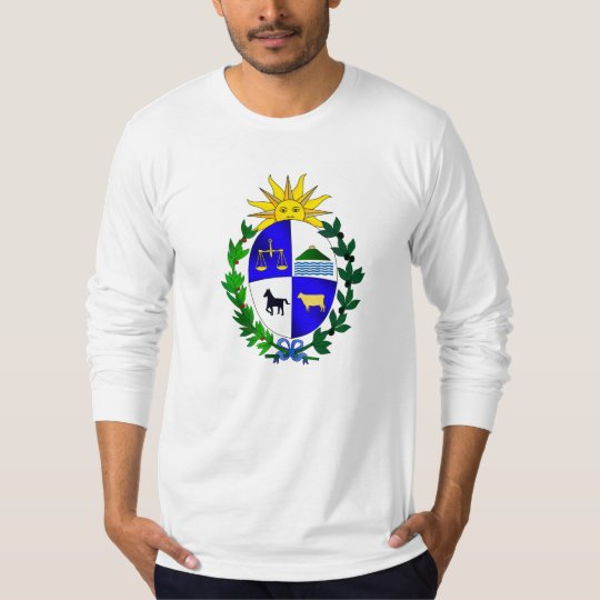 Coat of arms Uruguay soccer futbol gifts T-Shirt
