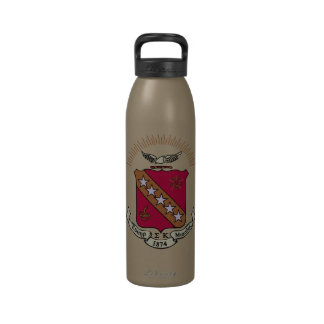 Coat of Arms Water Bottles