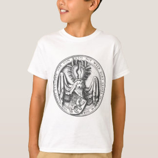 Coat of Arms with a Lion T-Shirt