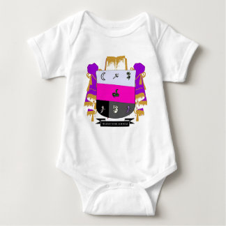 Coat of Soul of the sanguine man of knowledge Baby Bodysuit