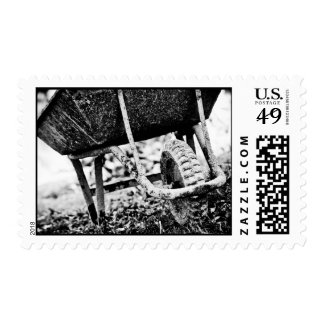 coated carrier stamp
