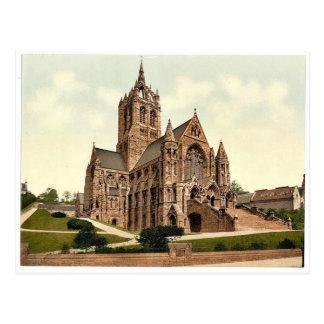 Coates Memorial Church, Paisley, Scotland classic Postcard