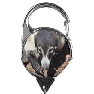 Coati Badge Holder