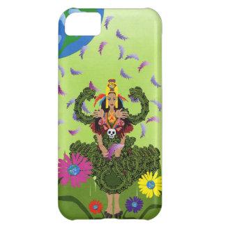 Coatlicue Serpent Skirt iPhone 5C Case