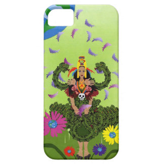 Coatlicue Serpent Skirt iPhone SE/5/5s Case