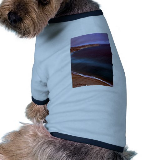 Coats Island coastline, Hudson Bay, NWT, Canada Doggie T Shirt