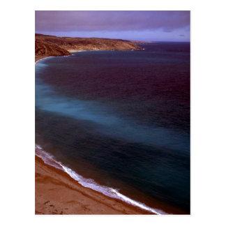 Coats Island coastline, Hudson Bay, NWT, Canada Postcard