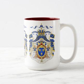 Coats of Arms Two-Tone Coffee Mug