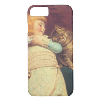 Coaxing Better Than Teasing Charles Burton Barber iPhone 8/7 Case