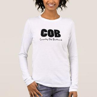 COB black Long Sleeve T-Shirt