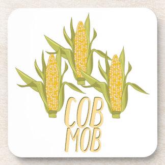 Cob Mob Drink Coaster
