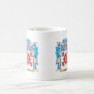 Coba Coat of Arms - Family Crest Classic White Coffee Mug
