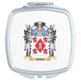 Coba Coat of Arms - Family Crest Compact Mirror