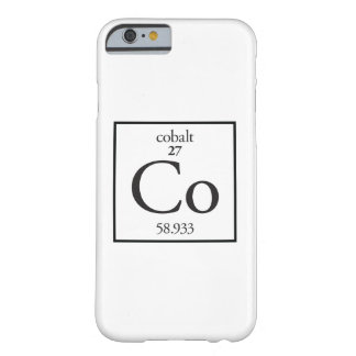 Cobalt Barely There iPhone 6 Case
