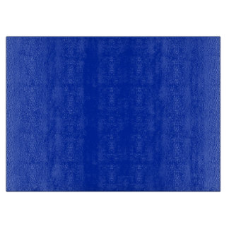 COBALT BLUE (a solid rich color) ~ Cutting Boards