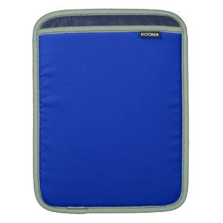COBALT BLUE (a solid rich color) ~ iPad Sleeve
