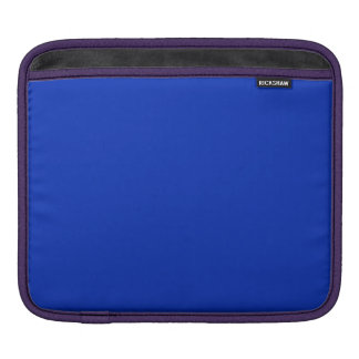 COBALT BLUE (a solid rich color) ~ Sleeve For iPads