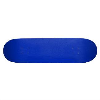 COBALT BLUE (a solid rich color) ~ Skateboard Deck