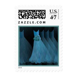 Cobalt Blue Bridesmaid Dresses - Wedding Stamp