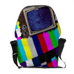 Cobalt Blue Earthenware Courier Bags