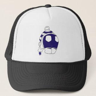 Cobalt Blue Multi Trucker Hat