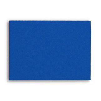 Cobalt Blue Star Dust Envelope