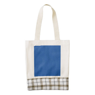 Cobalt Blue Star Dust Zazzle HEART Tote Bag