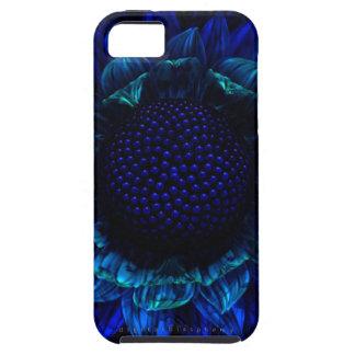 Cobalt Daisy iPhone 5 Cases