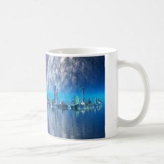 Cobalt Islands Cities of the Future Mug