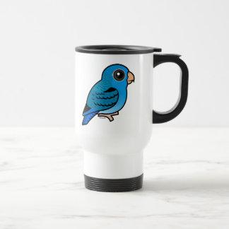 Cobalt Linnie Coffee Mugs