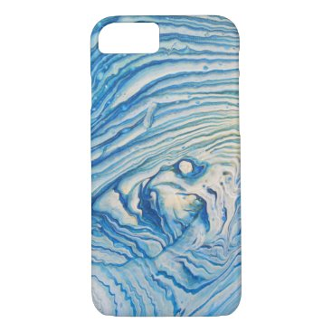Cobalt Rings iPhone 8/7 Case