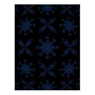 Cobalt Snow Postcards