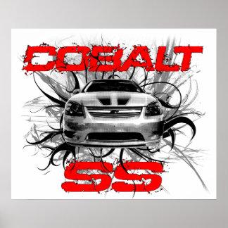 Cobalt SS Poster