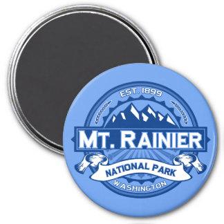 Cobalto del Monte Rainier Imán De Frigorífico