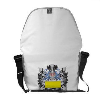 Cobbe Coat of Arms - Family Crest Messenger Bag