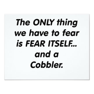 cobber del miedo comunicados