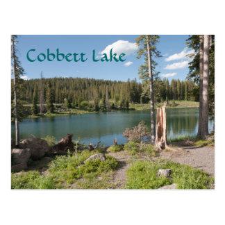 Cobbett Lake Postcard