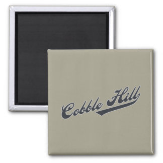 Cobble Hill Refrigerator Magnet